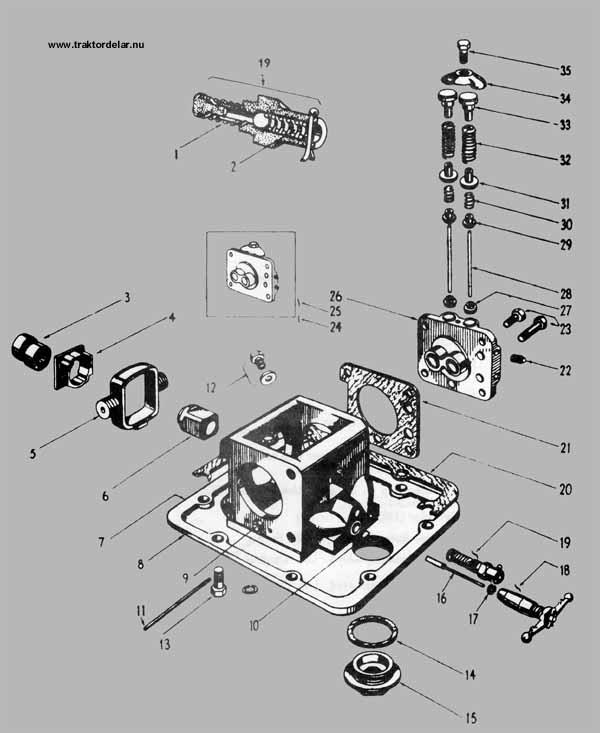 forum ferguson consulter le sujet pouvez vous me vendre une pompe hydro tef 20 merci merci. Black Bedroom Furniture Sets. Home Design Ideas